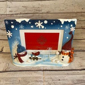 Other - Picture Frame Winter Theme